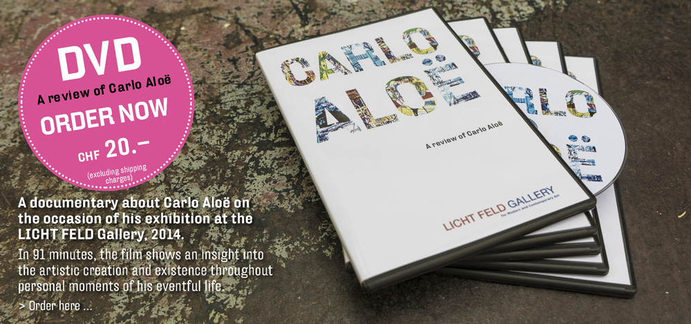 Carlo Aloë DVD