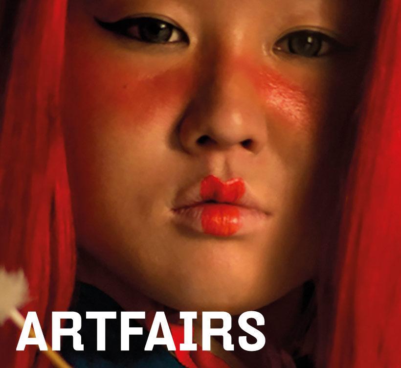 Licht Feld Gallery Artfairs