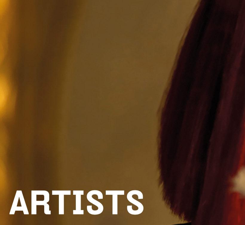 Licht Feld Gallery Artists