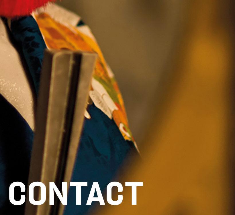 Licht Feld Gallery Contact