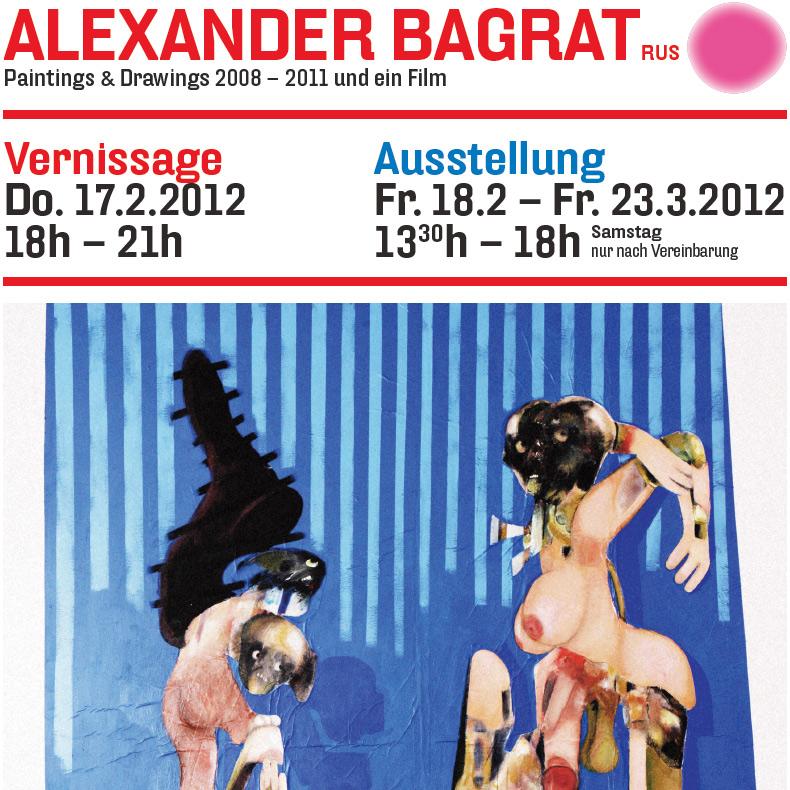 Alexander Bagrat Exhibition @ Licht Feld Gallery