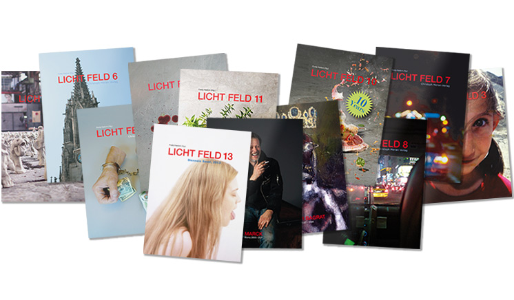 Licht Feld Gallery Publications – order here!