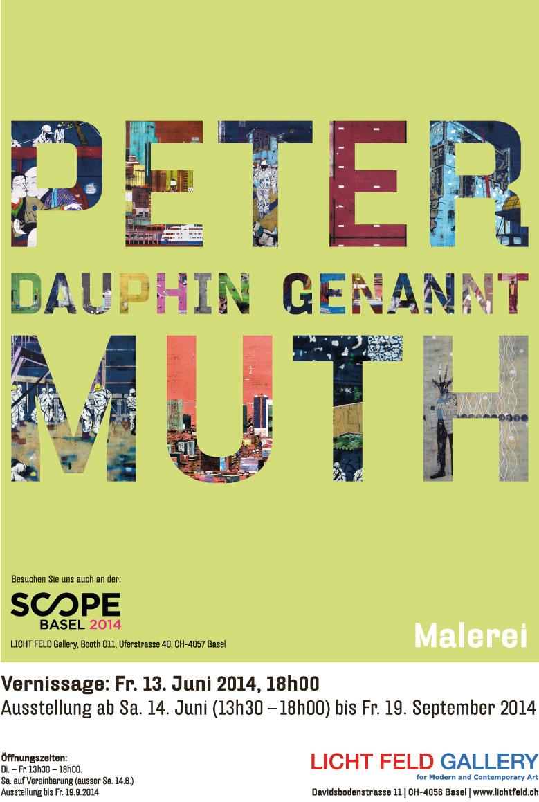 Muth Exhibition @ Licht Feld Gallery